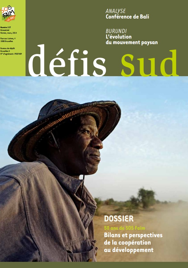 Défis Sud, first publication
