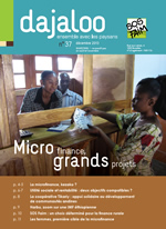MICRO-finance, GRANDS projets