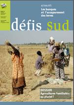 Agricultures familiales: au pluriel !