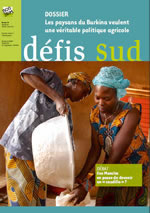 Les paysans du Burkina veulent une véritable politique agricole
