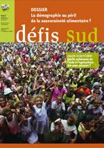 La démographie au péril de la souveraineté alimentaire ?