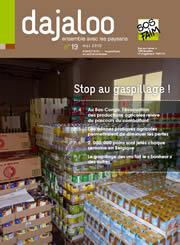 Stop au gaspillage !