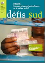 Nouveaux acteurs de la microfinance ou du meilleur profit ?