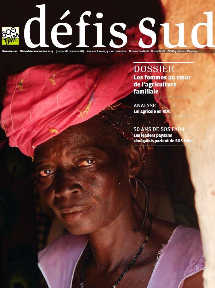 Les femmes à l'honneur dans le nouveau Défis Sud