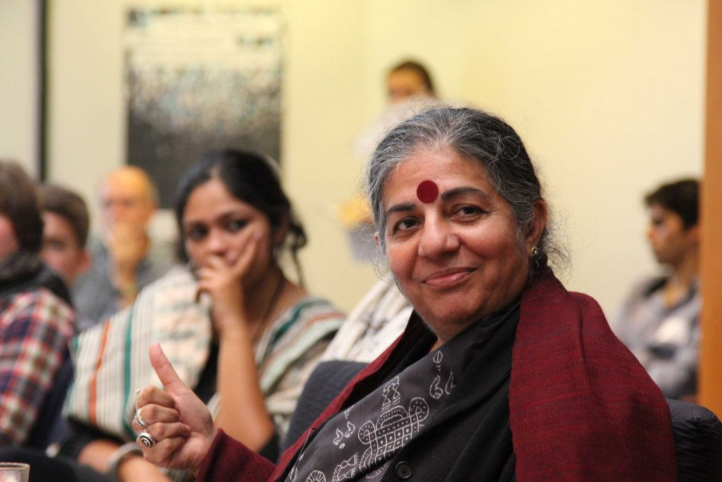 Semences : Vandana Shiva