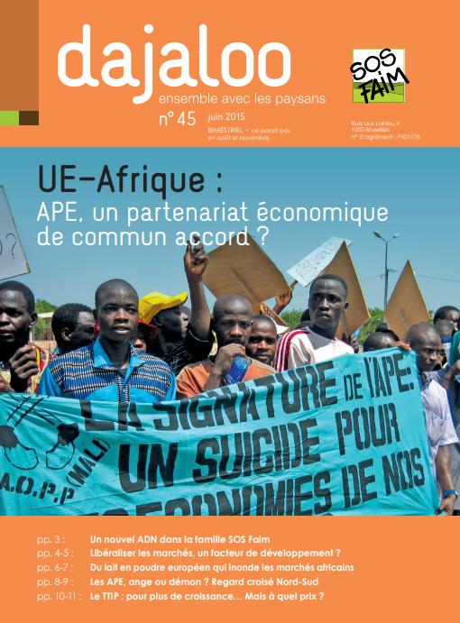 UE-Afrique : APE, un partenariat économiqu...