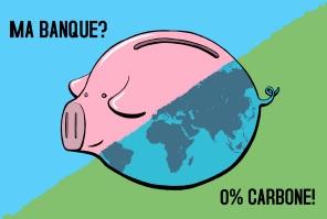 SOS FAIM soutient la campagne du Réseau Financité « Ma banque Zéro Carbone »