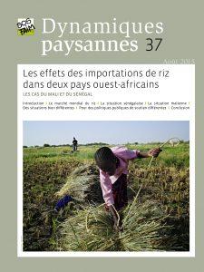 Les effets des importations de riz dans de...