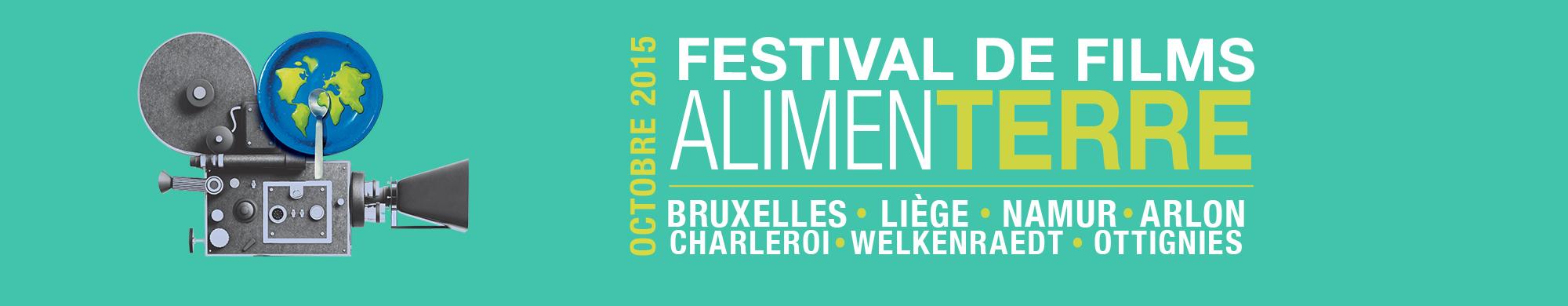 Le Festival AlimenTERRE de retour, à Bruxelles et dans 6 villes wallonnes !