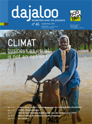Climat : Business as usual, is not an option !