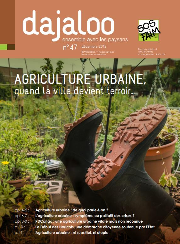 Agriculture urbaine, quand la ville devien...