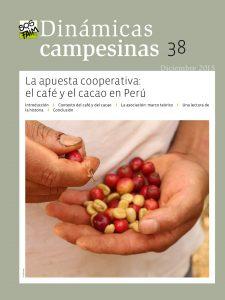 La apuesta cooperativa:  el café y el cacao en Perú