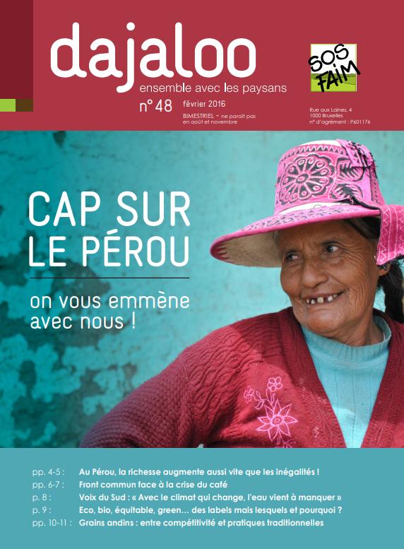 Cap sur le Pérou : on vous emmène avec nous !