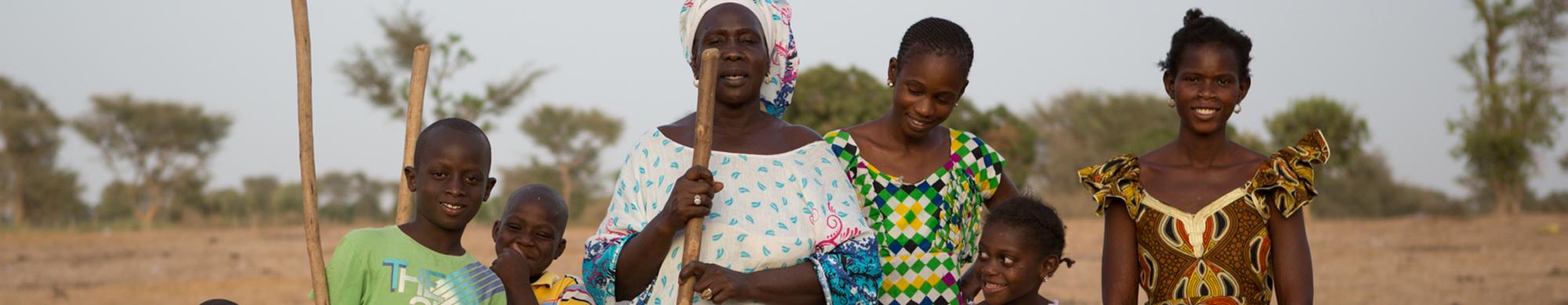 Nourrir sa famille, un enjeu de taille au Sénégal