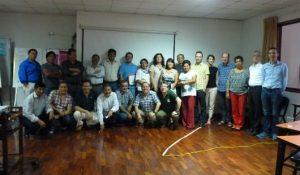 SOS Faim à Lima pour une réflexion sur ses actions futures en zone andine