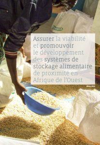 Assurer la viabilité et promouvoir le développement des systèmes de stockage alimentaire de proximité en Afrique de l'Ouest
