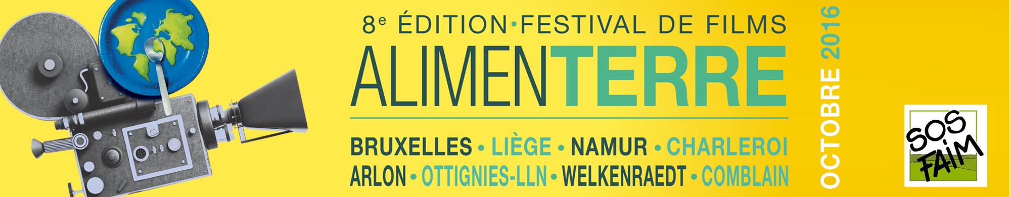Le Festival AlimenTERRE 2016