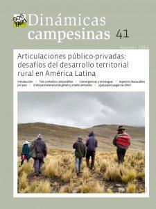 Articulaciones público-privadas: desafíos del desarrollo territorial rural en América Latina