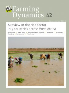 A review of the rice sector in 5 countries across West Africa