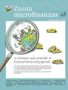 13 enfoques para entender el financiamiento rural y agrícola