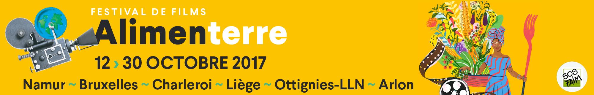 Le festival Alimenterre 2017