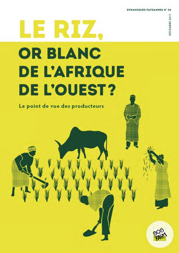 Le riz, or blanc de l'Afrique de l'Ouest ?
