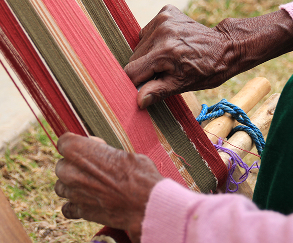 Arte Andino : agriculture et artisanat, ma...