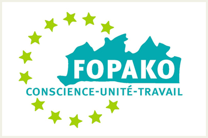 FOPAKO- Force Paysanne du Kongo-Central-logo