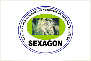 SEXAGON - Syndicat des Exploitations Agricoles de la zone Office du Niger-logo