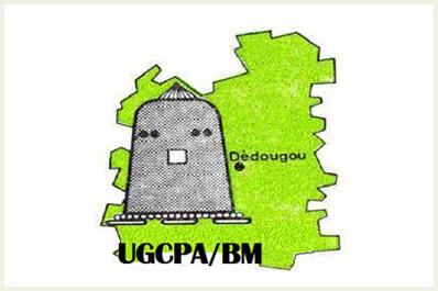 UGCPA - Union des Groupements pour la Commercialisation des Produits Agricoles-logo