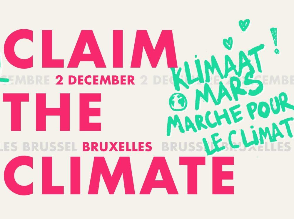 CLIMAT : une mobilisation sans précédent e...