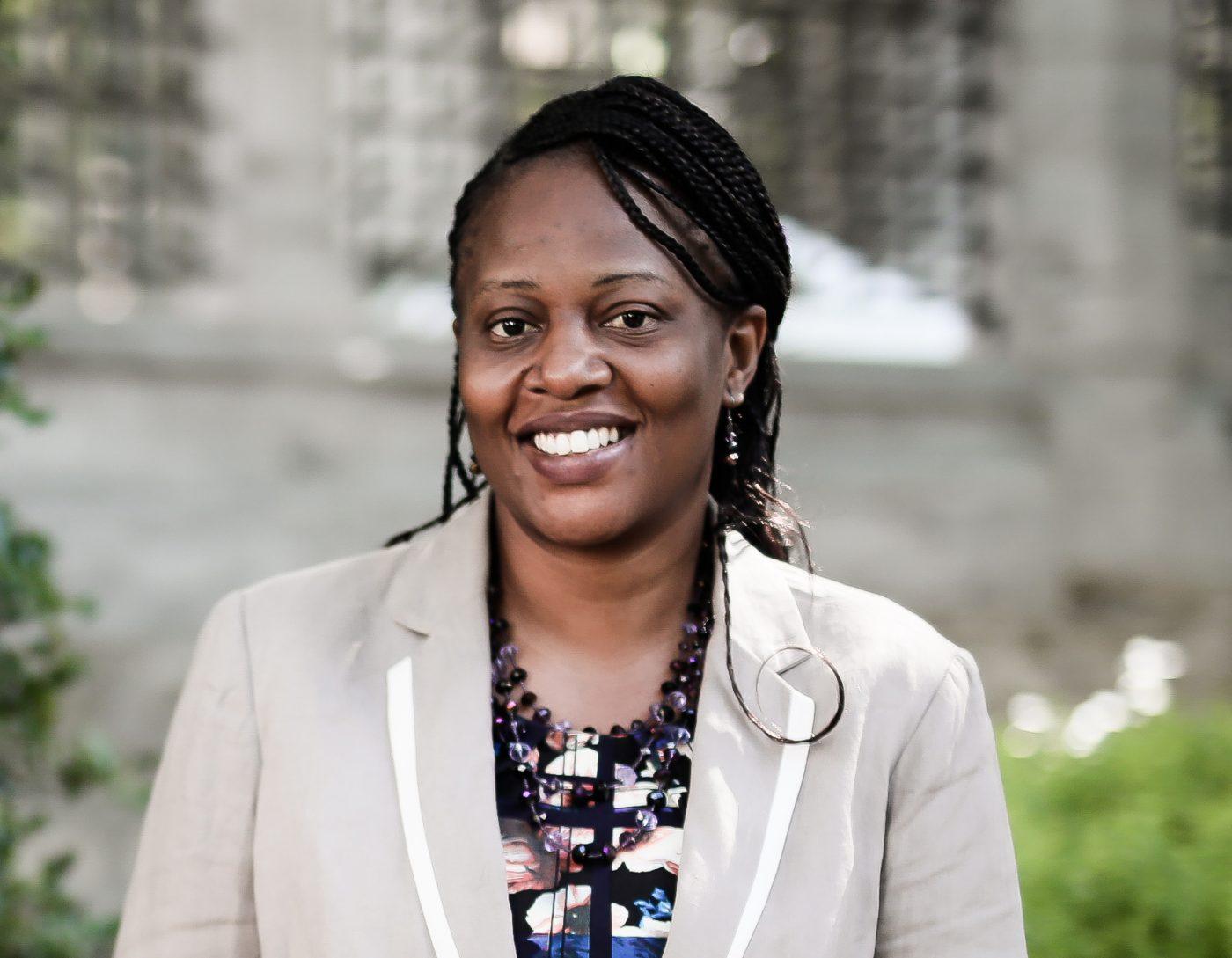 Mireille Bishikwabo