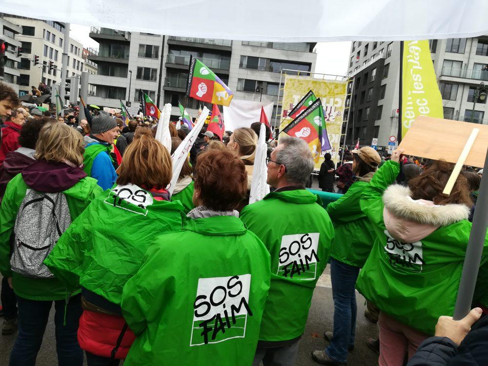 SOS Faim, engagée pour le climat !
