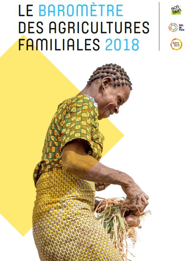 Le baromètre des agricultures familiales 2018