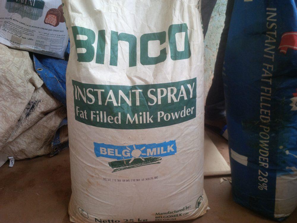 Faux lait en poudre : la concurrence déloy...