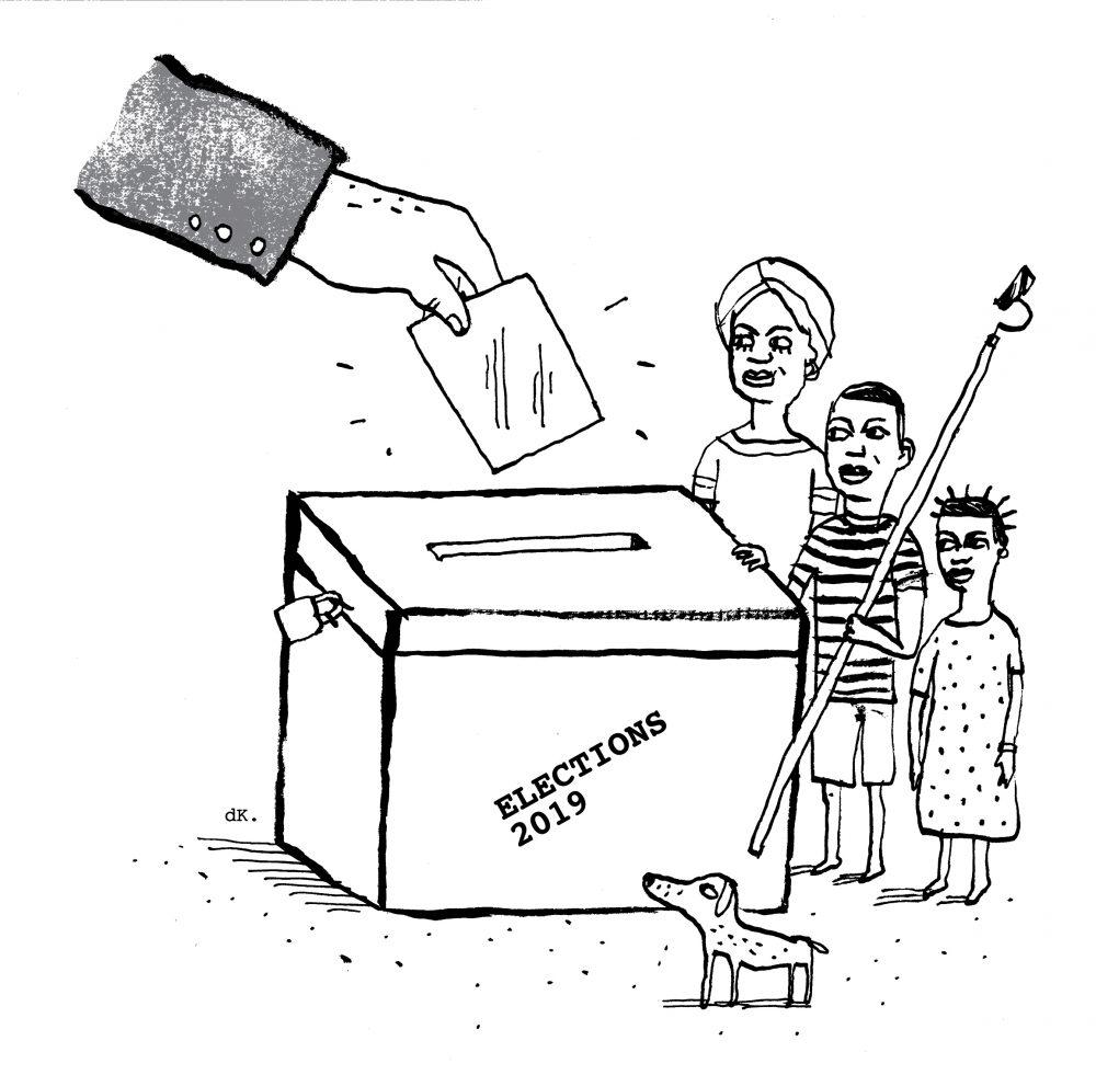 Élections 2019 : en route vers la souverai...