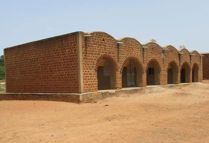 Les voûtes nubiennes : une construction du...