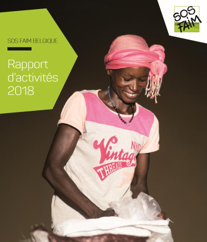 Notre rapport d'activités 2018 est sorti