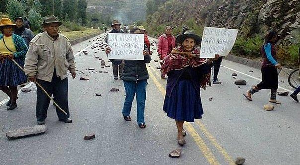 Le Pérou n'a plus le choix, ses paysan.ne....