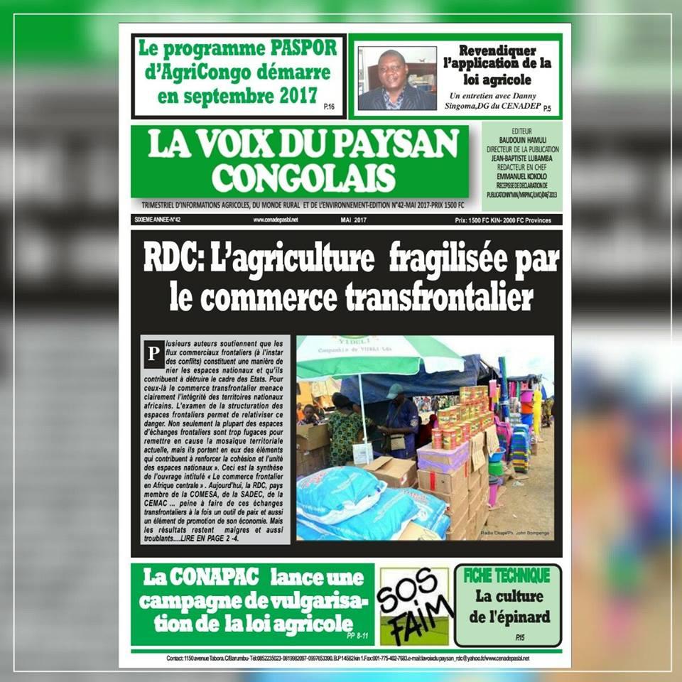 La Voix du Paysan Congolais