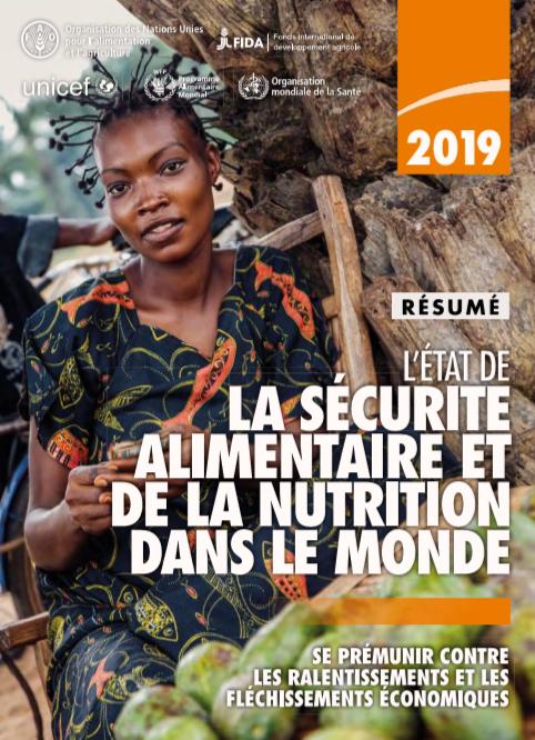 Rapport de la FAO : quelques chiffres pour...