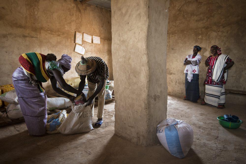 SOS Faim contribue au redéploiement des sy...