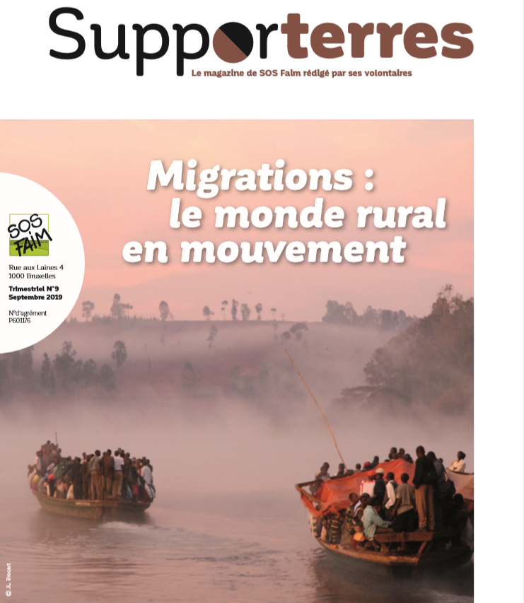 Migrations : le monde rural en mouvement