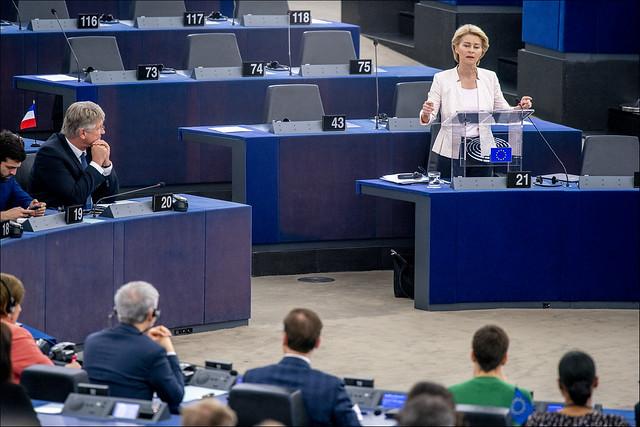 Nos questions aux Commissaires européens