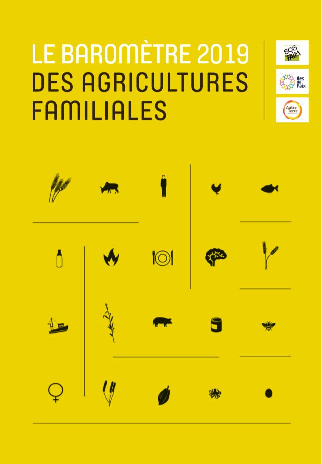 Le baromètre 2019 des agricultures familiales