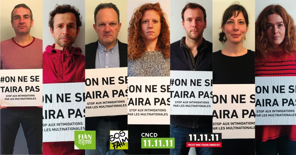 Des ONG dénoncent les nouvelles poursuites...