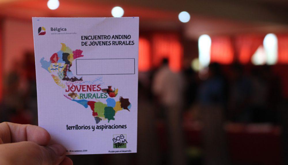 Les jeunes ruraux boliviens et péruviens y...