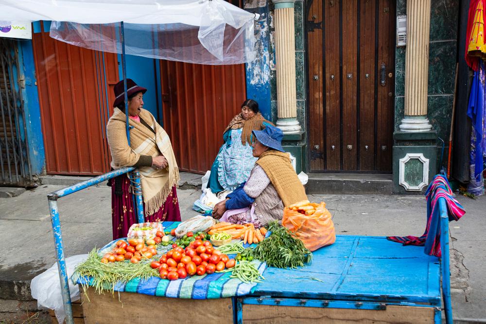 Bolivie :  Après le Coronavirus, le change...