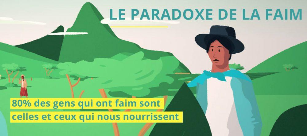 Le paradoxe de la faim : produire sans pou...
