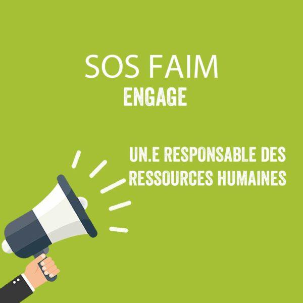 OFFRE D'EMPLOI: RESPONSABLE DES RESSOURCES...